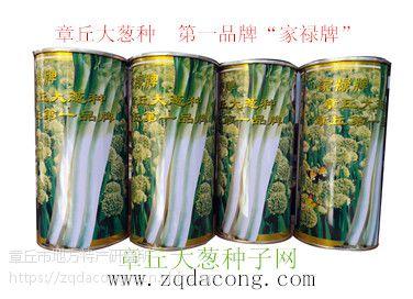 大葱种子 第一品牌 家禄牌 山东大葱种子 高产新品种 家禄二号 章丘大梧桐 家禄巨白 章丘大葱种子