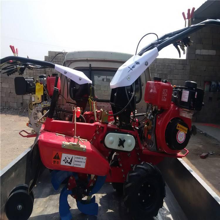 柴油中耕机型号 大马力柴油培土机中耕机厂家 润丰机械