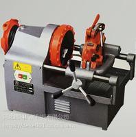 长沙圆钢螺纹套丝机 镀锌管套丝机的使用方法