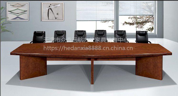 3.高档豪华长桌,天津铁艺会议桌,椭圆实木会议桌