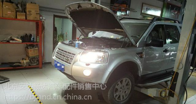 北京路虎专修发动机异响 敲击异响维修案例