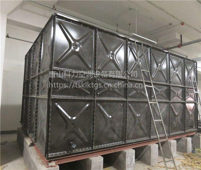 鹤壁玻璃钢水箱搪瓷水箱 消防人防专用专业施工团队上门安装