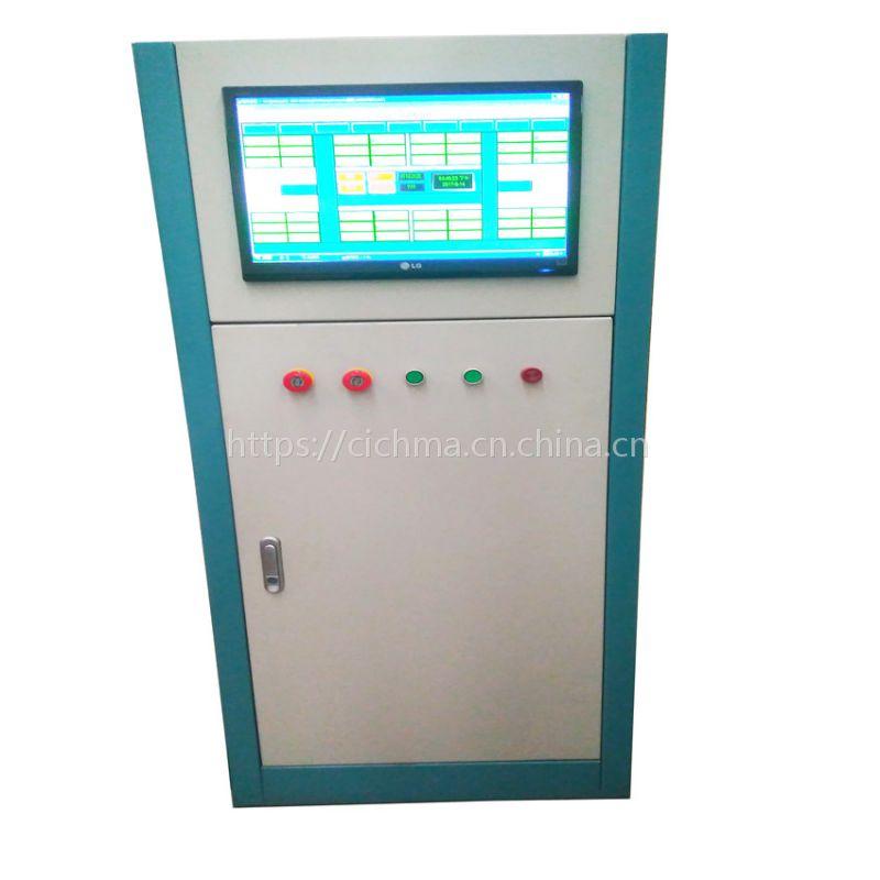 矿井提升机盘型制动器闸间隙/闸偏摆智能检测系统
