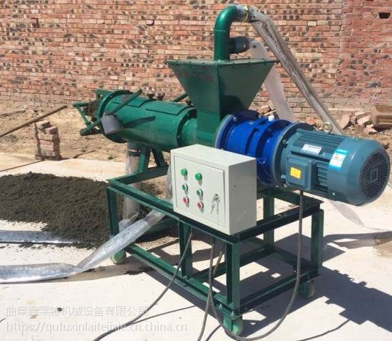 环保鸡粪脱水分离机 牛粪固液脱水机 粪便处理环保设备