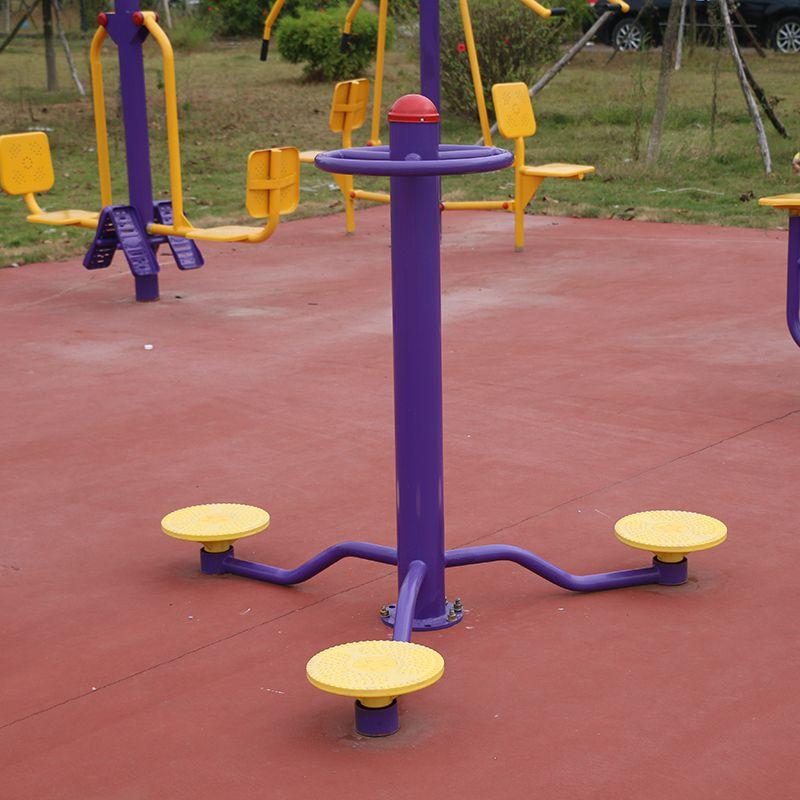 海珠区健身器材公司 户外114管单人坐推价格 全民健身器材网