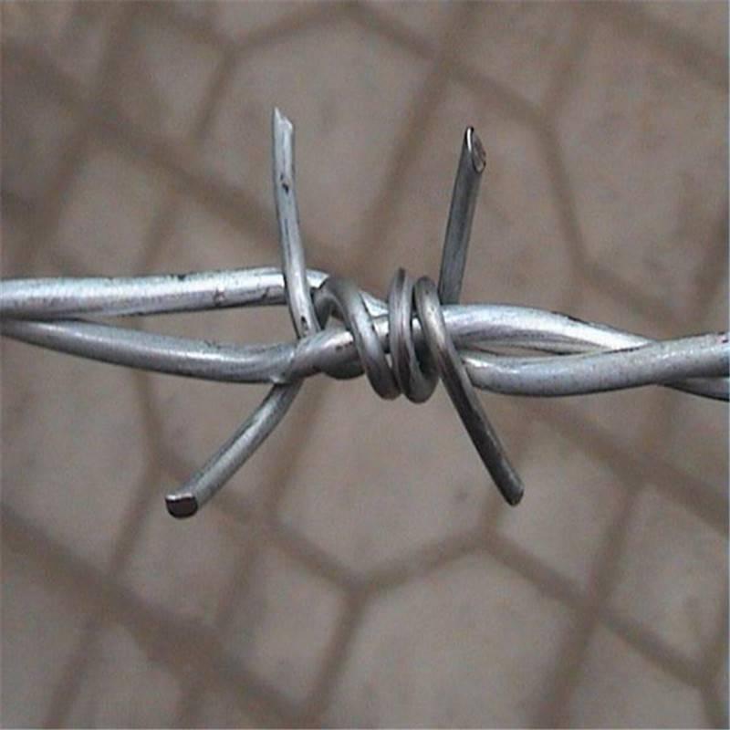 电镀锌刺绳 铁路刀片刺绳 铁丝网批发