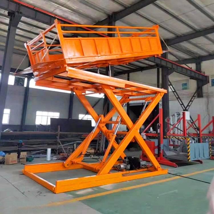 西安哪有做卸猪台/液压升降装卸台的生产厂家 坦诺机械