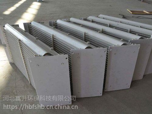 工业上运用的管束除尘器