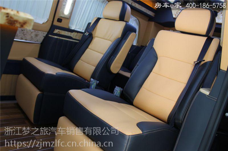 推荐新款奔驰高顶V-260改装7座房车 图片大全