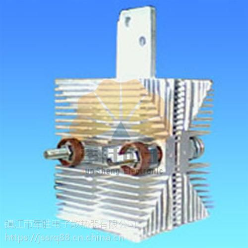 电子散热器|军胜电子散热器(图)|电子散热器报价
