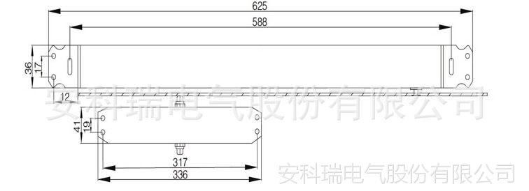 安科瑞电气AFRD-BMQ(85)电动闭门器消防门闭门器厂家直销包邮