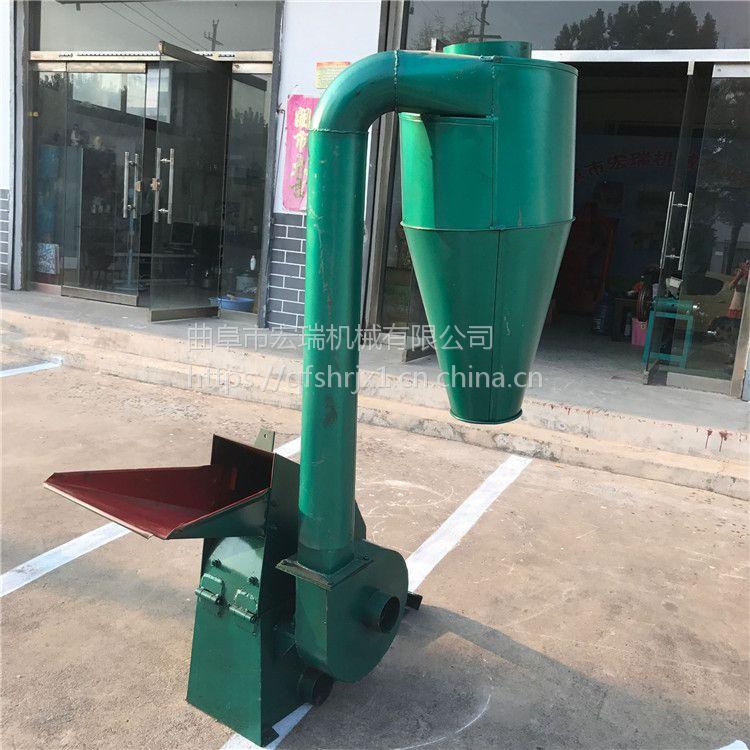 浩瑞生产新型稻谷秸秆锤片式粉碎机