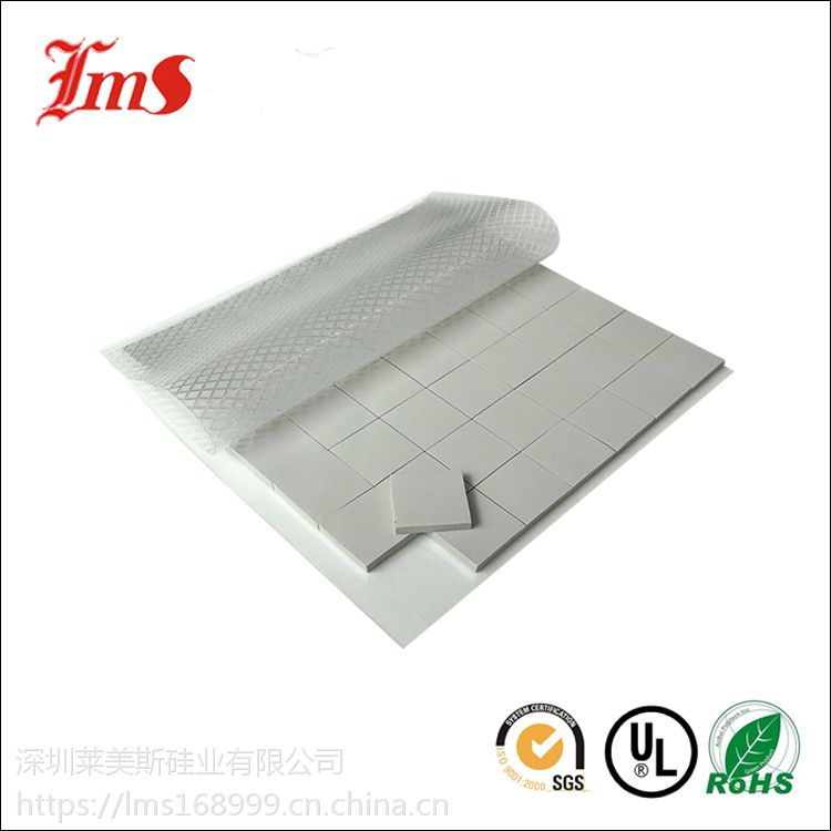 汽车电池厂家生产LED导热散热硅胶片 直销导热硅胶片 高导热系数