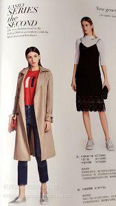 库存服装批发依目了然外贸服装多种款式韩版女装批发哪里便宜时尚