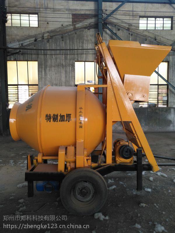 江西贵溪郑科JZC350系列混凝土搅拌机价格优惠