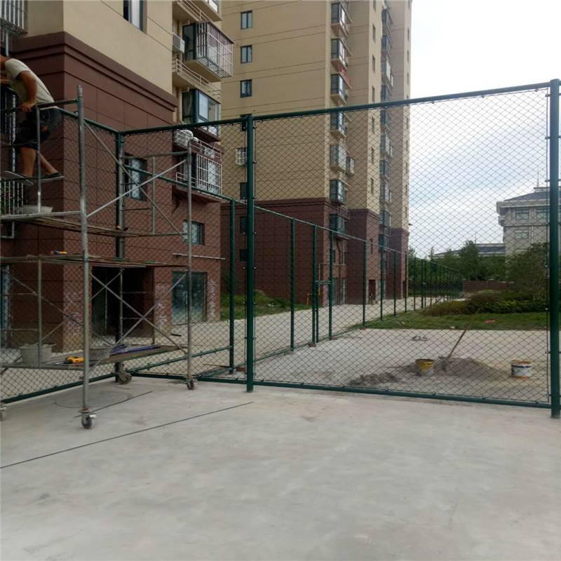 北京体育场围网 篮球场围网图片 球场网围栏