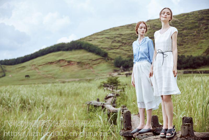 杰西品牌折扣女装春夏款女装低价折扣女装批发