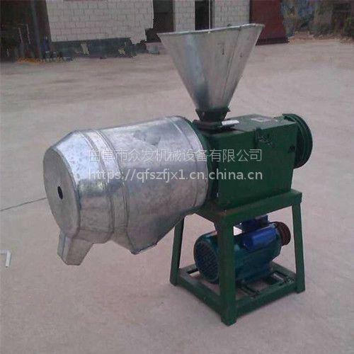 小麦精粉白面粉机 锥形粮食磨粉机设备 销售小麦去皮磨面机