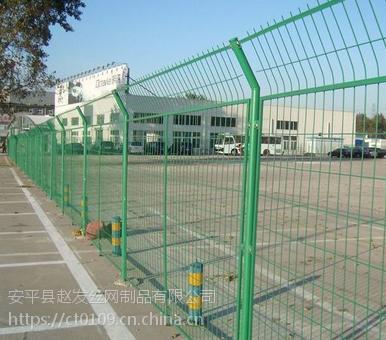 桥梁护栏网规格.铁路铁丝护栏网.包塑铁丝网