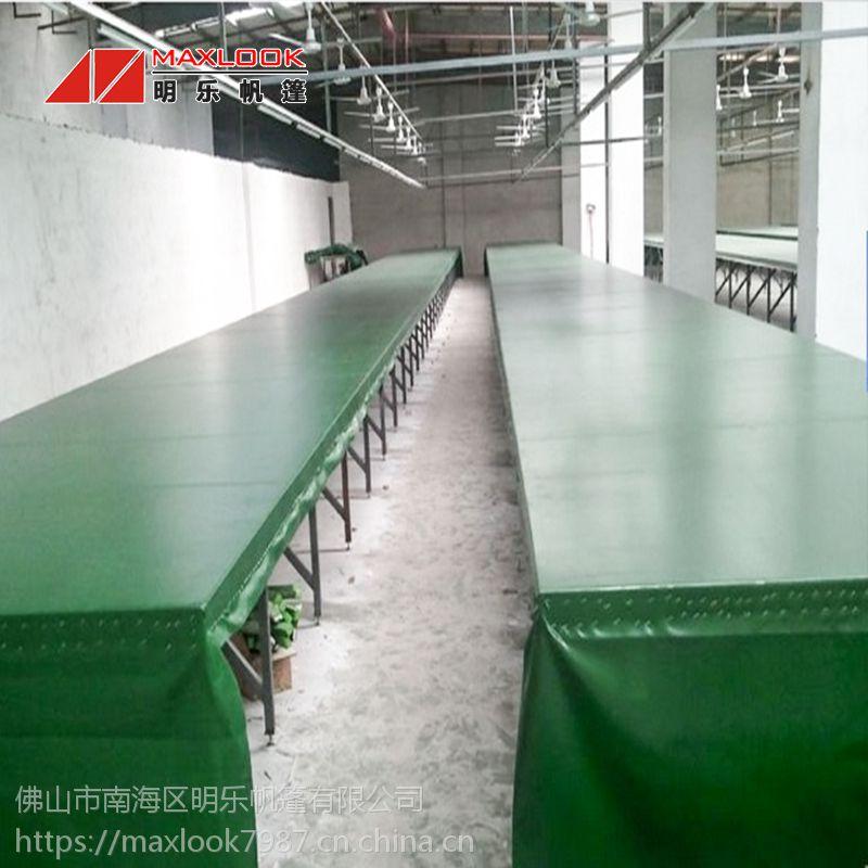 深圳防水帆布-印花厂专用布-加厚台版胶