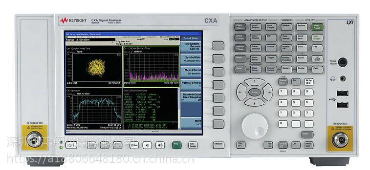 Agilent租赁+回收N9000A频谱分析仪
