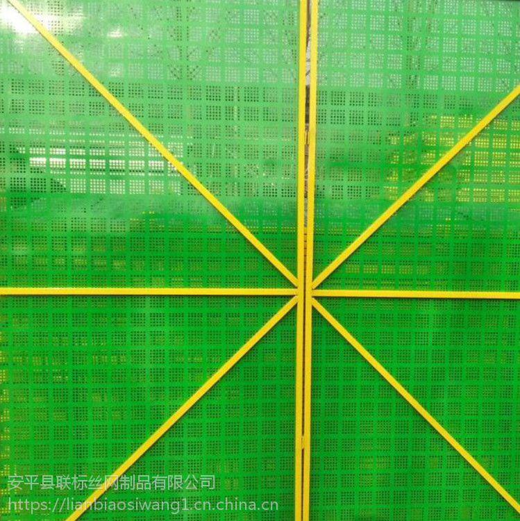 西安建筑施工外挂爬架网全钢爬架网厂家