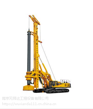 徐工400E旋挖钻机出租,全新设备