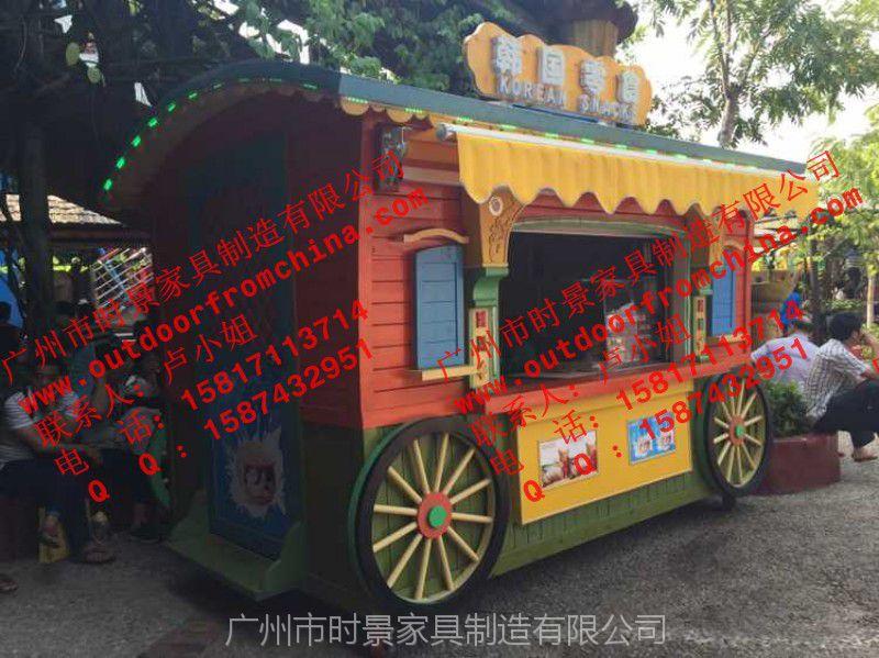 衢州商业街售货亭无锡广场贩卖花车万达零售花车价格