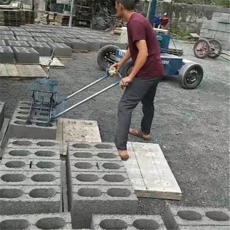 生产水泥砖码垛装车机