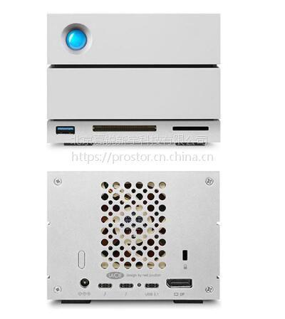 LaCie 2big Dock 20TB 雷电3高清磁盘阵列