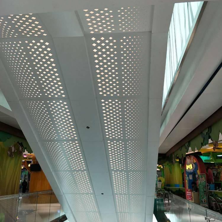 天津生产加工双曲铝单板厂家