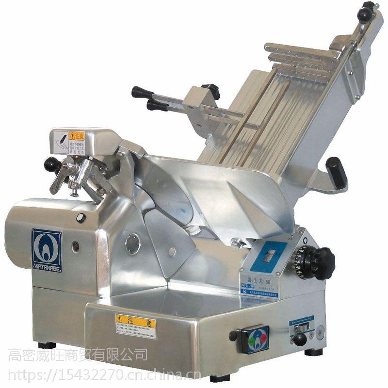 用集器羊肉切片机提高切片速度 切片均匀