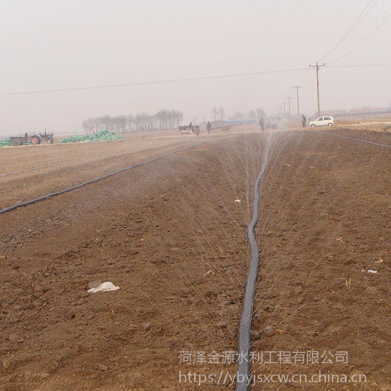 滴灌带 农用灌溉水带 输水带微喷带接口 2寸1寸喷灌带喷水管农业生产