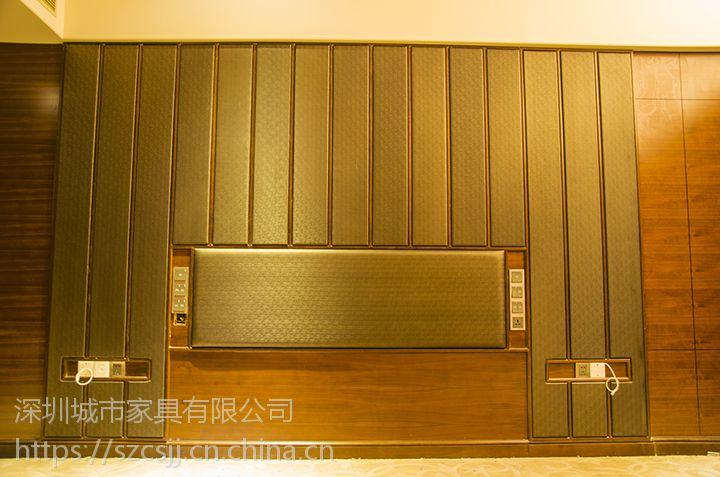 广东固装家具厂家城市家具分析挂墙板的三种类型