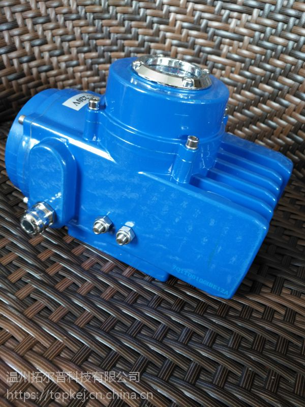 拓尔普 专业 电动执行器 精小型电动执行器 精小型开关执行器
