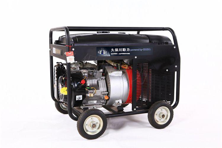 350A汽油发电电焊机,本田动力