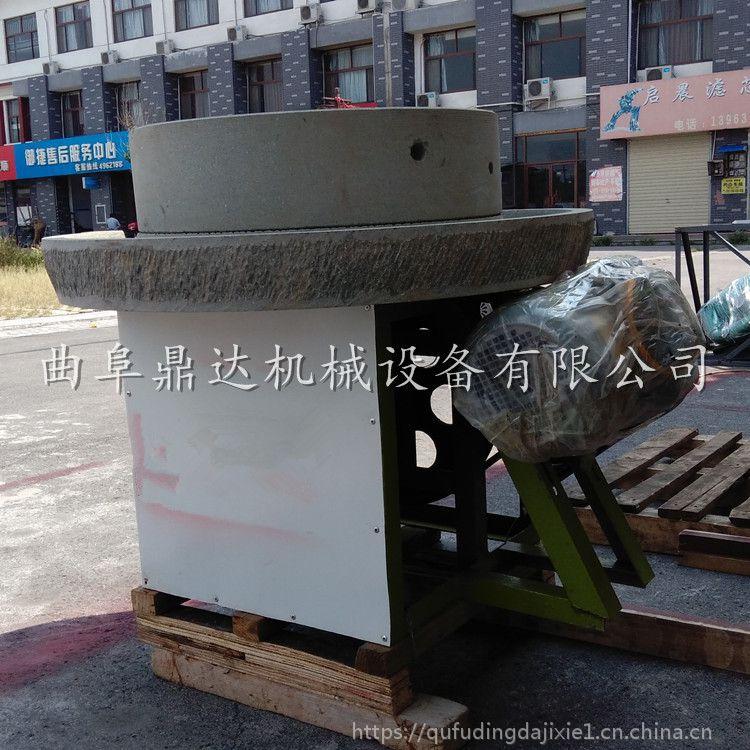 黄豆专用电动豆浆石磨机 大米 芝麻酱石磨