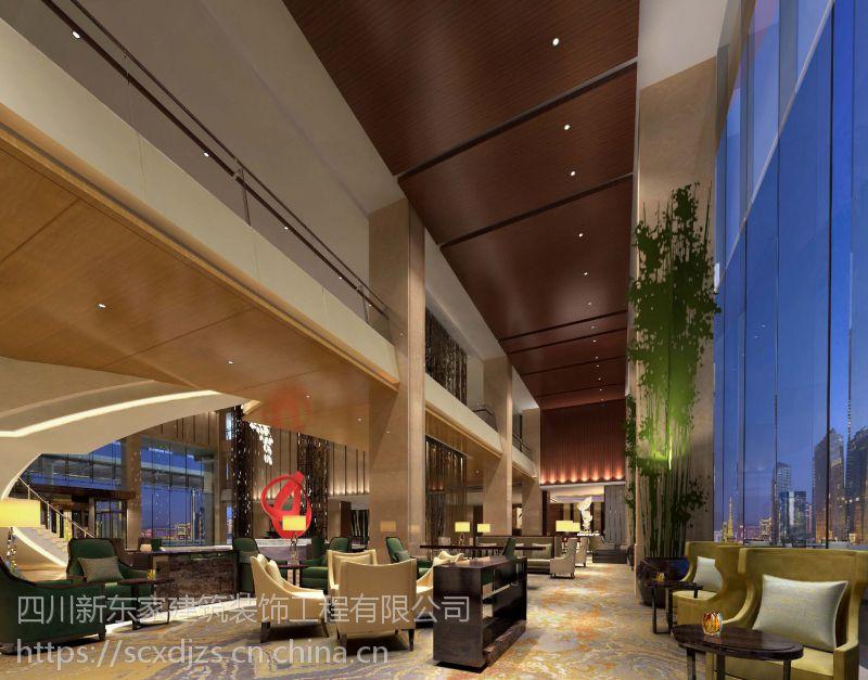 南充精品酒店设计|南充精品酒店装修公司|南充酒店设计师