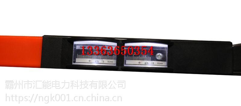 1级机械式轨距尺标定器 铁路检测设备 轨距尺 现货供应 汇能