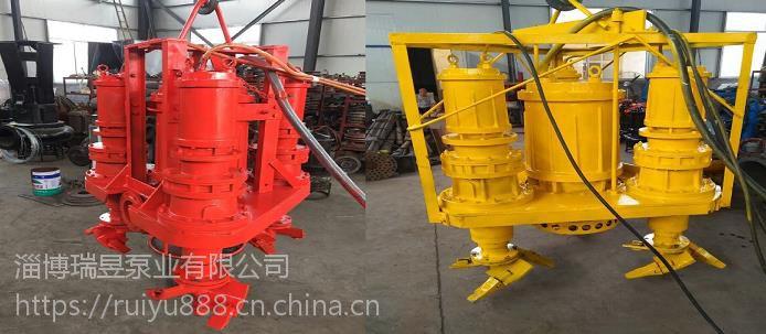 中国泵城直供-潜水搅拌泥浆泵,潜水搅拌渣浆泵,潜水搅拌排沙泵,高效耐磨,持久耐用