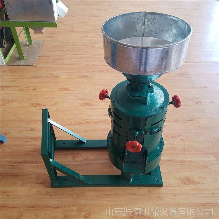 立式小型杂粮去皮机 大米小米碾米机 五谷杂粮去皮颗粒机 生产厂