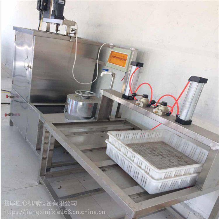 豆腐机厂家直销 做豆腐流程 技术培训