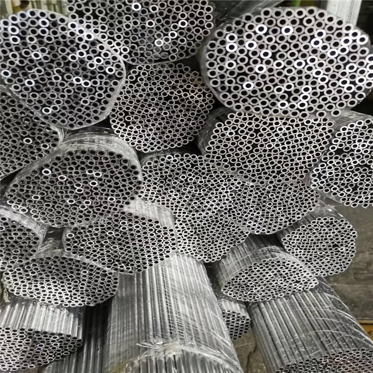 6061国标铝管厚壁挤压铝合金圆管批发