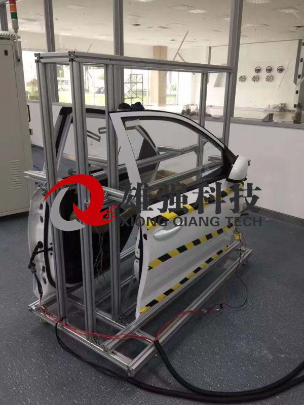 本田思域玻璃升降器电流特性试验台合肥雄强数控定制
