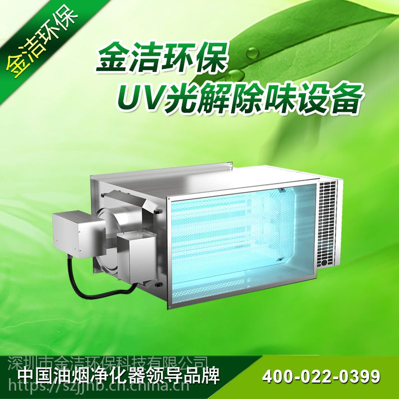 如何选择uv光氧废气净化器