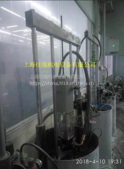 上海仕瑞 威驰WEIZ 印刷油墨泵站 油墨供应系统 油泵厂家