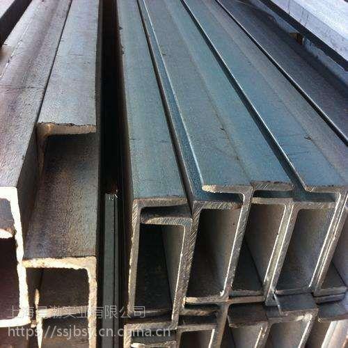 Q345日标槽钢图片,冷拉槽钢规格表