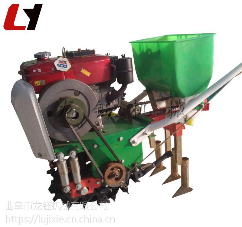 合肥播种施肥机报价 多功能汽油施肥机