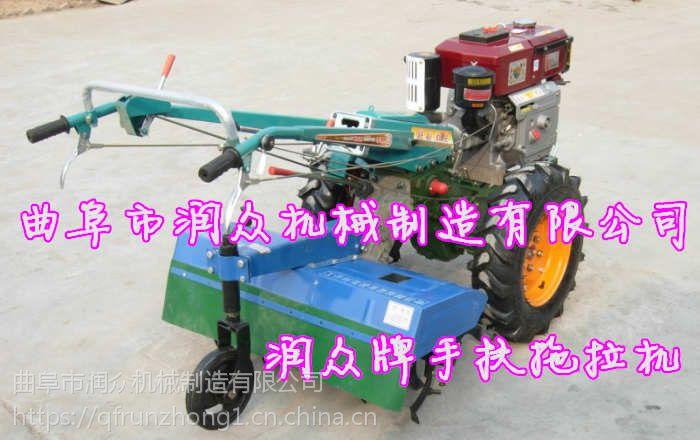 小型杂草旋耕机 农田专用耕地旋耕机