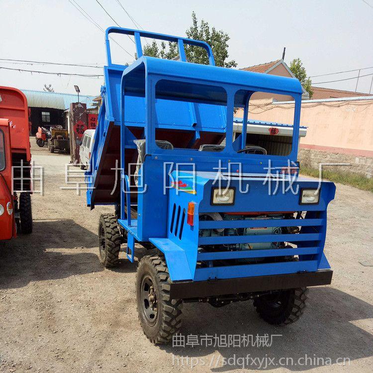 现货直销建筑工地载重运输车3T柴油四轮车爬坡转用四不像车